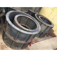 驰泽焊接检查井钢模具