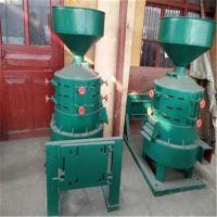 佳鑫厂家生产 五谷杂粮碾米机 小米苞米高粱去皮机 电动立式砂轮水稻脱壳碾米机