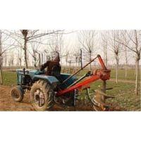 家庭用手推柴油挖坑机 园林挖坑机市场价格