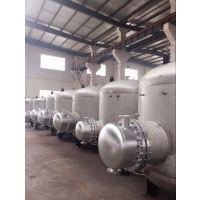 广东佛山市南海区半容积式换热器厂家供应酒店、小区、工厂、商场供热水洗浴