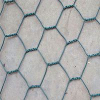 河道石笼网围栏网 格宾防护石笼网 镀锌编制铁丝网