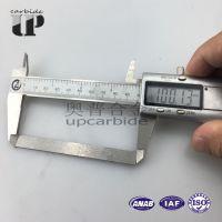 YG6X钨钴硬质合金2X9X100长条 钨钢板 合金板材 钨钢长条