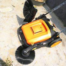 手推式扫地机 工厂车间用电动瓶扫地车学校公园物业吸尘