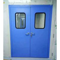 广州林森洁净钢制门