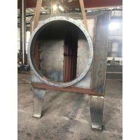 马鞍山噪声低的抽屉式活性炭吸附塔卧式废气净化塔