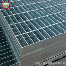 直销镀锌格栅板插接式网格板热镀锌钢格栅板重型电厂平台钢格板