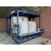 重庆PE水箱、塑料水箱吨数特价出售