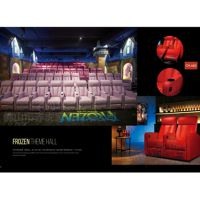 佛山赤虎品牌高端影院沙发 影视厅电动功能皮制沙发椅厂家直销