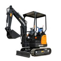 山鼎小型挖掘机厂家维修率超低10万以下小挖掘机价格