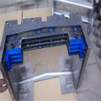 威海数控车削机床钢板防护罩