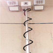 直立升降照明灯YZH,升降照明灯款式;厂家直销