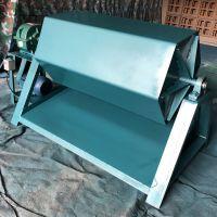 农友支持定制多型号六角滚筒抛光机 不锈钢件去毛刺滚筒研磨机 批量去锈光饰机
