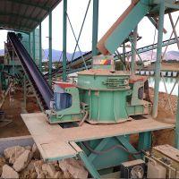 中美沃力机械厂家 湖南怀化河卵石制砂机生产线