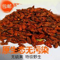 韩国烘干枸杞货源 品种独特 口味香 天然枸杞批发