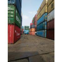 上海散货集装箱出售集装箱仓库二手集装箱回收