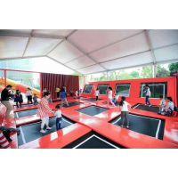 大型儿童乐园蹦床租赁 超级蹦床出租