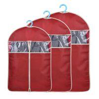 JSH羊绒装套皮衣皮草防潮袋衣柜收纳挂袋长款防尘罩衣服外罩挂袋