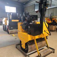 东硕机械供应SY-700C手扶式单轮重型柴油压路机