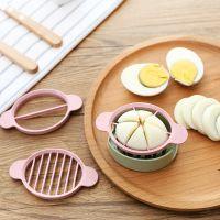 小麦切蛋器 三合一多功能花式皮蛋分割器 切蛋开蛋器