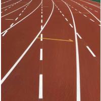 预制型塑胶跑道 适用于室内外及田径运动场地