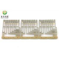 手机SD卡端子厂家 供应电子零件 非标定制五金连接器端子