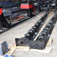 排屑机螺旋式排削器龙门铣床CNC加工中心东莞铨冠链板式刮板式