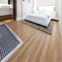 雪雁防火 SPC塑料地板 石塑地板 全新料基材PVC耐磨地板