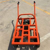 山东奔力机械制造 能在60厘米宽小路行走的加斗车 升级款两轮车