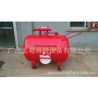 广州消防器材厂 移动式泡沫灭火装置 PY8/500