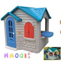 陕西幼儿园娃娃家游戏屋厂家