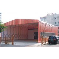 合肥推拉蓬伸缩性可移动雨棚大型仓储蓬大排档遮阳篷厂