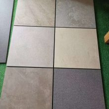 山东淄博厚砖专业生产厂家 直销大库存 各种规格 2公分石英厚砖 广场砖 别墅瓷砖