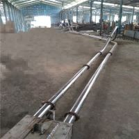 专业管链输送机防尘 粉体料管链机中山
