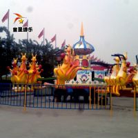 童星游乐设备厂家供应公园游乐设备欢乐袋鼠跳造型逼真