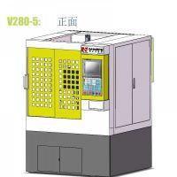 西尔普五轴立式加工中心V280-5 5轴cnc加工中心 5轴雕刻机