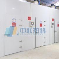 2019青辣椒烘干机房山中联热科智能化管理中低温加工干燥设备受老百姓欢迎