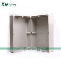 直销380*260*120mm塑料防水接线盒 阻燃防水接线盒 PVC塑料盒子