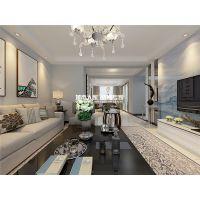 家设计 远航未来城140平方米装修方案 枣庄城市人家徐丽