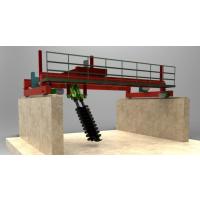 供应双螺旋移动发酵翻抛机 有机肥料翻堆机 槽式翻抛机