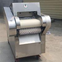 牛排豆皮切丝机 自组餐厅切菜机 普航商用干豆腐切条机