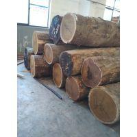 上海印尼菠萝格原木销售与板材加工