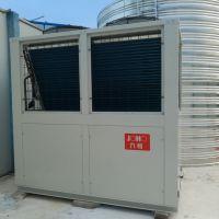深圳九恒15P空气源热泵热水器中国建筑工地空气能热水工程