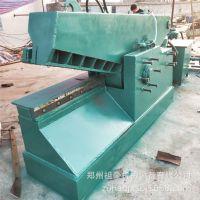 1000型鳄鱼剪切机 废钢废料剪切设备 槽钢角铁切断设备
