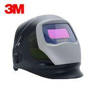 3M 9100X 自动变光焊接面罩(有边窗) Speedglas系列电焊面罩