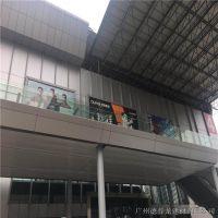 曼柏酒店雨棚铝单板 门头银灰氟碳铝板 技术创新