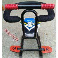 新款电动儿童座椅 脚踏电动车前置座椅 踏板电动摩托车儿童座椅
