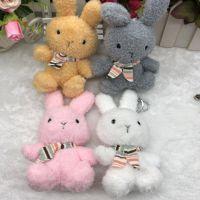 新款毛巾兔可爱兔女孩包包挂件钥匙扣精品小礼物