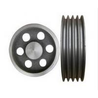 切削加工铸铁皮带轮的专用cbn刀具,华菱品牌氮化硼刀具专注铸铁领域的加工