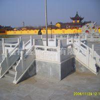 厂家供应旗台石护栏 青石石栏杆 免费安装石栏杆