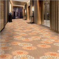 普洱市房地产售楼处门口迎宾地毯定制 满铺LOGO广告电梯地毯